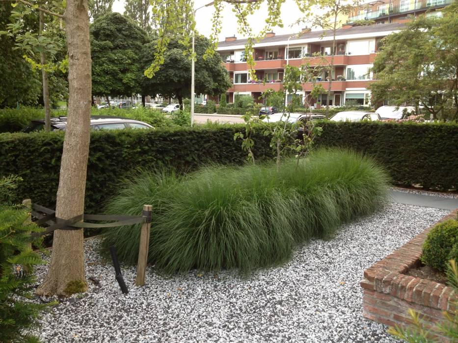 Verwonderlijk Familie tuin met weinig onderhoud - Projecten   Rieter Tuinontwerp AG-62